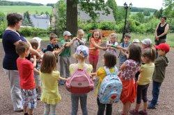 Vorschule – wir lernen uns kennen