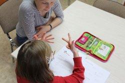 Einzelunterricht – besondere Beschulung unserer Integrativkinder